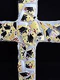 Cross Wall Décor, Graduation Gift, Christian Art