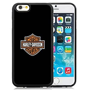 iPhone 6 4.7 inch TPU Case Design with Newest and Fashionable Harley Davidson Phone Case