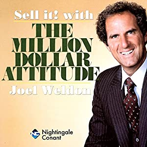Sell it with million dollar attitude audible for Apple 300 dollar book