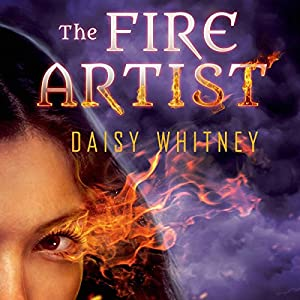 The Fire Artist Audiobook