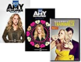 Amy Schumer Movies on DVD - Inside Amy Schumer: Seasons 1,2 & 3 + Trainwreck