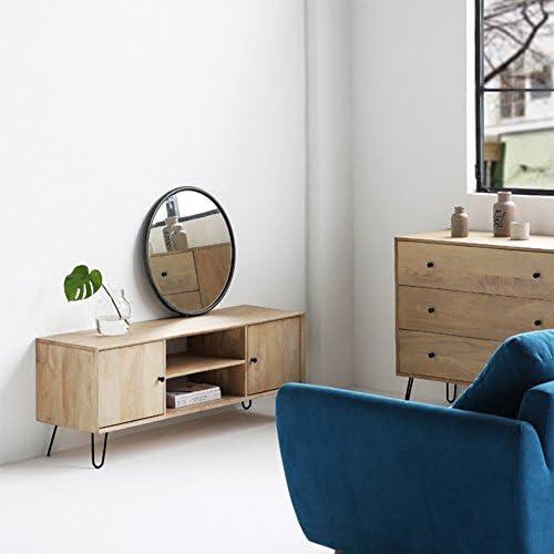Horquilla de 8 pulgadas conjunto de 4, DIY muebles de metal de ...