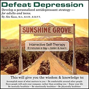 Defeat Depression Audiobook