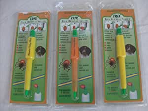 Trix Tick Lasso - Fast, painless and chemical free removal of ticks from pets.