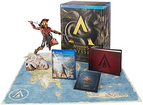 Ubisoft Assassins Creed Odyssey - Medusa Edition vídeo - Juego (Xbox One, Acción / Aventura, M (Maduro), Soporte físico): Amazon.es: Videojuegos
