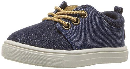 carter's Boys' Limerick Casual Sneaker, Navy, 11 M US Little Kid