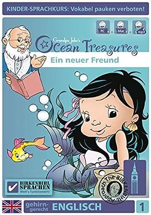 Birkenbihl Sprachen Englisch Gehirn Gerecht Ocean Treasures Teil 1