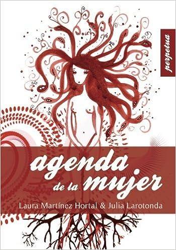 Agenda de la mujer: Diario menstrual (Spanish Edition) by ...