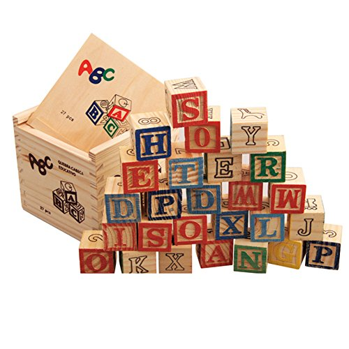 KMMall Wooden Blocks Number Educational product image