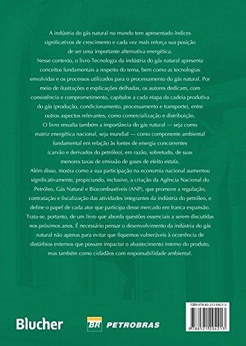 Tecnologia da Indústria do Gás Natural (Em Portuguese do Brasil): Vaz/Maia/Santos: 9788521204213: Amazon.com: Books