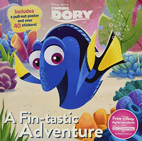 Disney Pixar Finding Dory Life's a Rainbow (Join The Dots For 3 Year Olds)