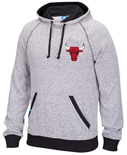 Adidas Embroidered Pullover (Chicago Bulls Adidas NBA