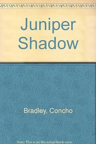 book cover of Juniper Shadow