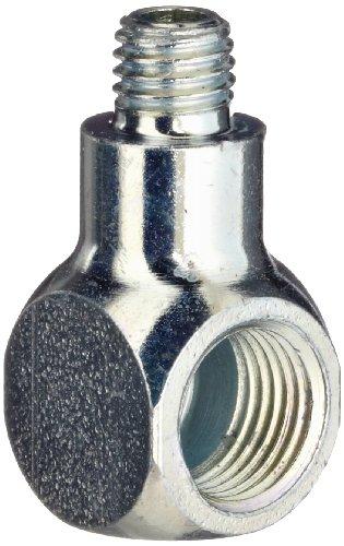 Alemite 51943 90 Degree Elbow Adapter, 1/4
