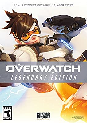 Overwatch Legendary Edition - PC