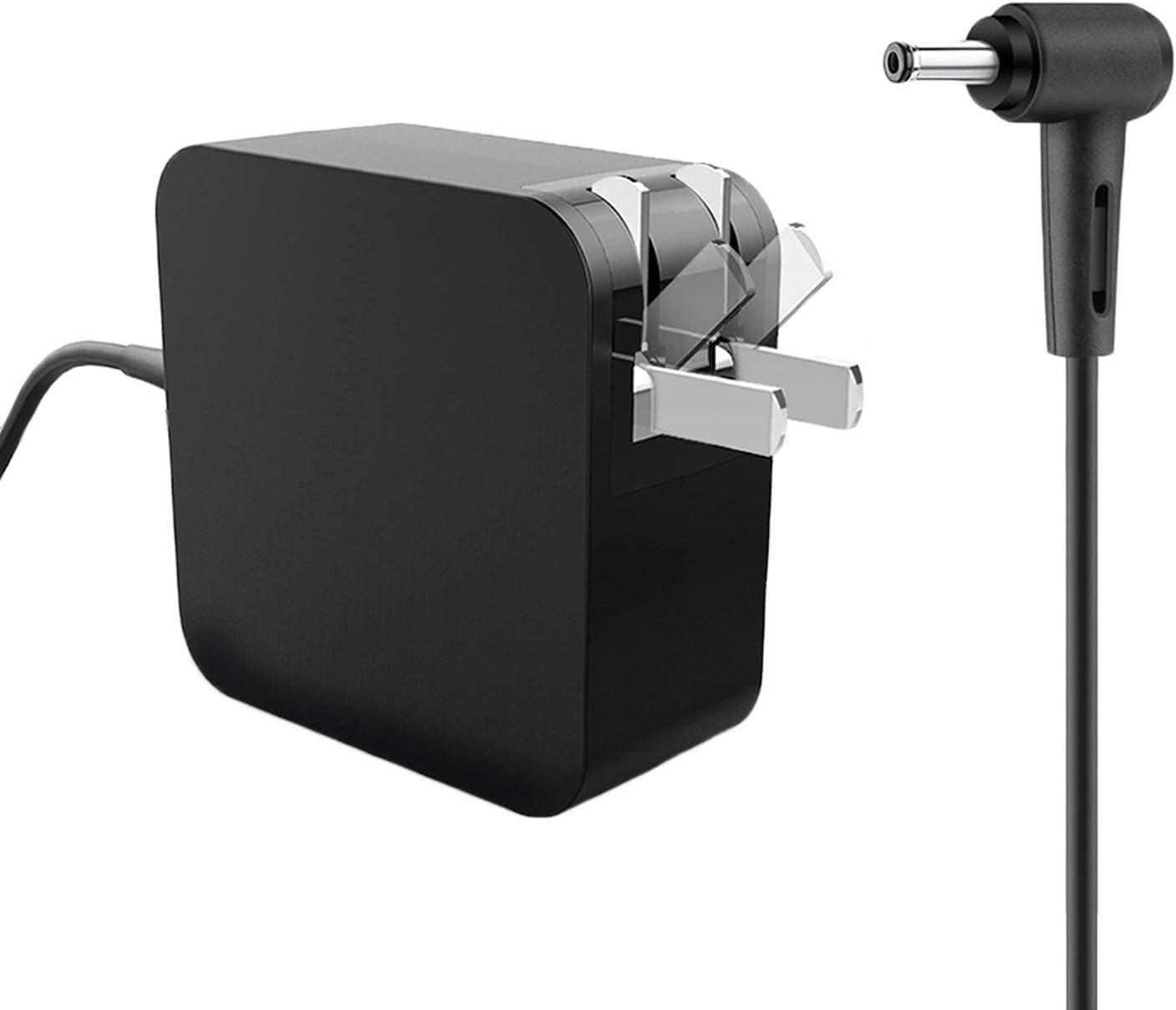 Portable Laptop Power AC Adapter 19V 2.37A 45W Charger for Asus Q503 Q503U Q503UA Q504 Q504U Q504UA Q553 Q553U Q553UB X540 X540S X540SA X540L X540LA X540N X540NA Asus Power Supply