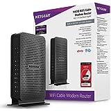 NETGEAR N600 WiFi DOCSIS 3.0 Cable Modem Router (C3700)