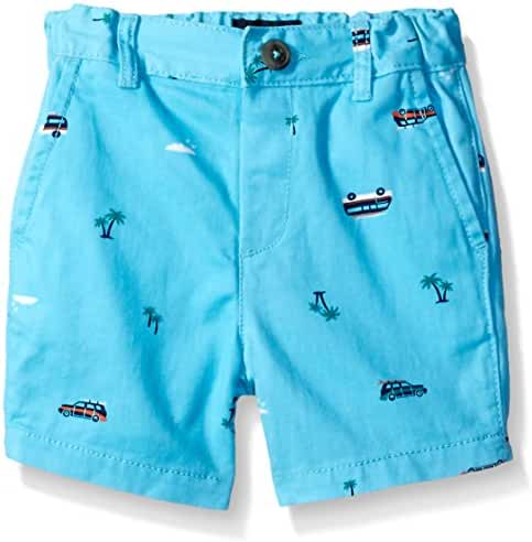 The Children's Place Baby Boys' Li'l Guy's Everyday Shorts
