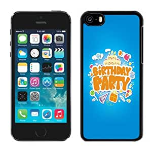 New Personalized Custom Designed For iPhone 5C Phone Case For Birthday Party Phone Case Cover