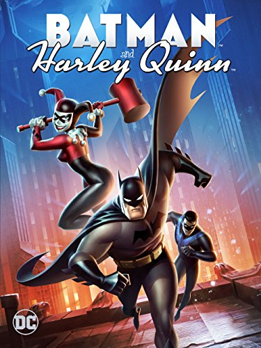 DVD : DCU: Batman and Harley Quinn