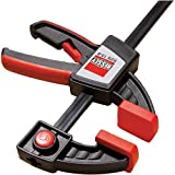 Bessey EZS 30-8 12-Inch One Hand Clamp and Spreader, Black