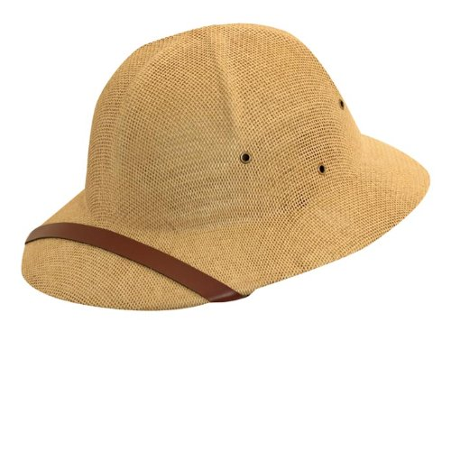 Liberty Mountain Safari Pith Helmet