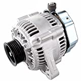 SCITOO Alternators AND0187 13754 fit Toyota Camry Solara 2.2L 1997 1998 1999 2000 2001 80A/12V