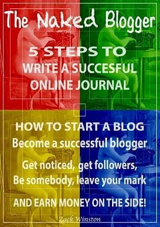 Online journal writing
