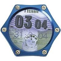 Race Sport tax3000Aluminio Soporte para Disco impositivo–Azul