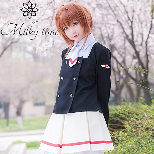 milky time wig with * cardcaptor Sakura