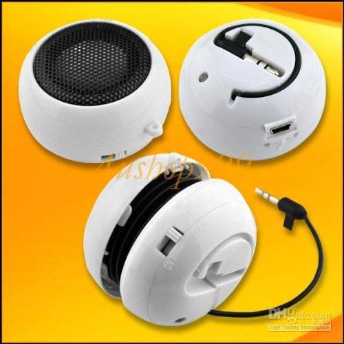 midea-tech-mini-portable-capsule-speaker-white-w-build-in-rechargerable-battery