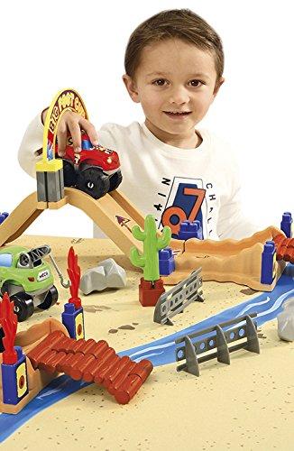 Circuito de Carreras Simba Toys 3034 dise/ño Big Foot Abrick