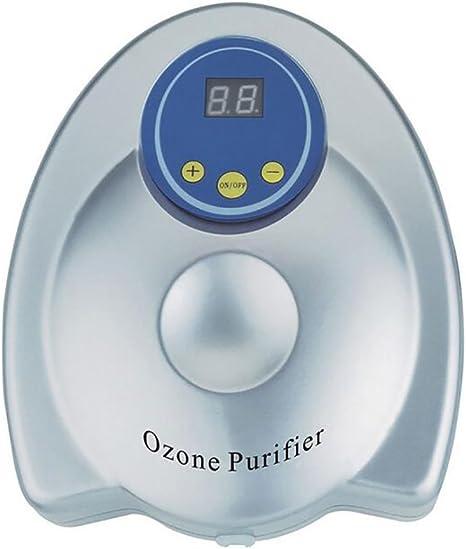Ozonizador Generador De Ozono Purificador De Aire De Esterilización De Agua Ac110v 60Hz Salida 400Mg / H ...