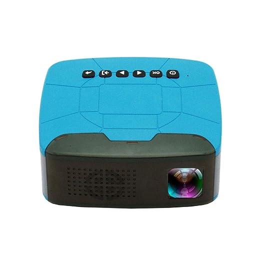 Proyector Portátil Home HD, Pico Proyector Portátil, Altavoz ...