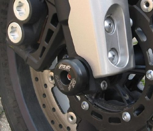 Satz GSG Moto Sturzpads Vorderrad Yamaha MT-01 RP12 RP18 05-11 GSG Mototechnik 22-25-295-Y27