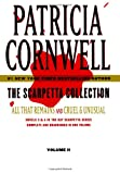 Front cover for the book The Scarpetta Collection Volume II: All That Remains and Cruel and Unusual by Patricia Cornwell