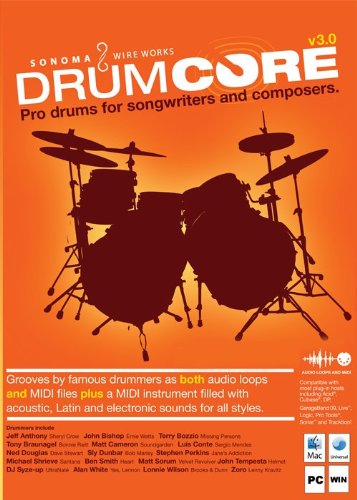 Sonoma Wire Works DrumCore 3 DC3