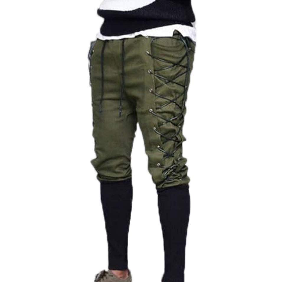 f5453ac65b oneforus Pantalones renacentistas Medievales para Hombre  Amazon.es  Ropa y  accesorios