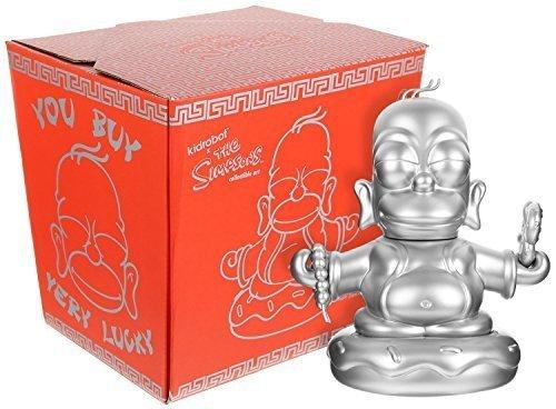- Silver Homer Buddha ~7