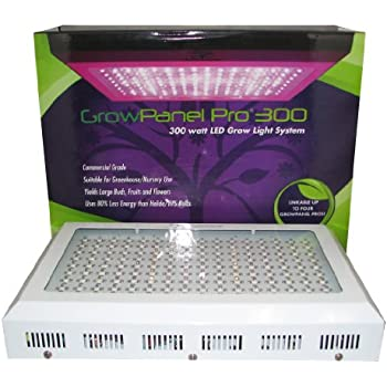 Amazon Com Sunshine Systems Gpp300 Growpanel 300 Watt