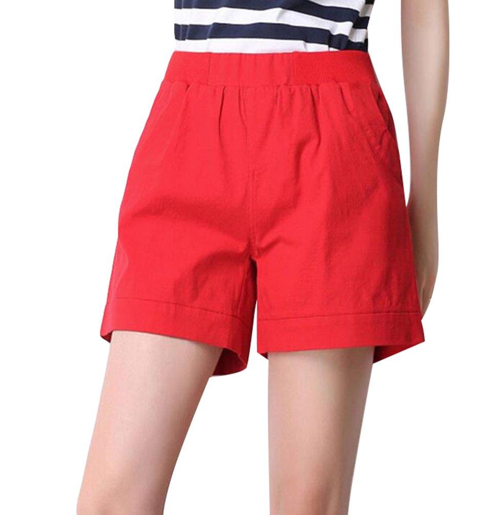 BOLAWOO Pantalones Cortos Hombre Verano Color Sólido Casual Fashion Con Cordón Bermudas Shorts Pantalon Corto Tallas Grandes XYYV69PZ