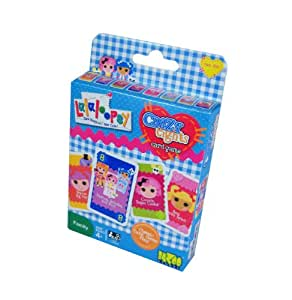 Lalaloopsy Crazy Eights Card Game