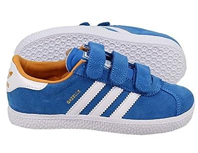 Adidas GAZELLE (PS) Enfant M20664-34 Bleu