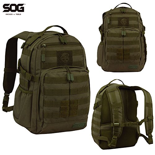 SOG Ninja Backpack Olive Green