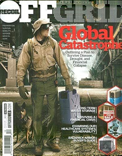 Recoil Off-Grid Magazine Issue 28 2018 Global Cat..