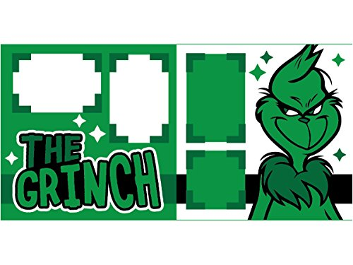 """The Grinch"" Scrapbook Kit"