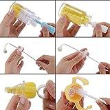 PChero 6-in-1 Baby Bottle Brushes Cleaner