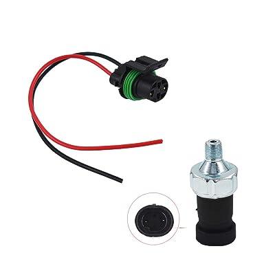 labwork for MerCruiser Oil Pressure Fuel Pump Pressure Shut Sensor Switch 87-864252a01: Automotive