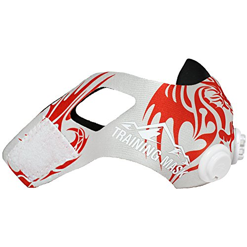 Elevation Training Mask 2.0 Red Dragons Sleeve Only - Small