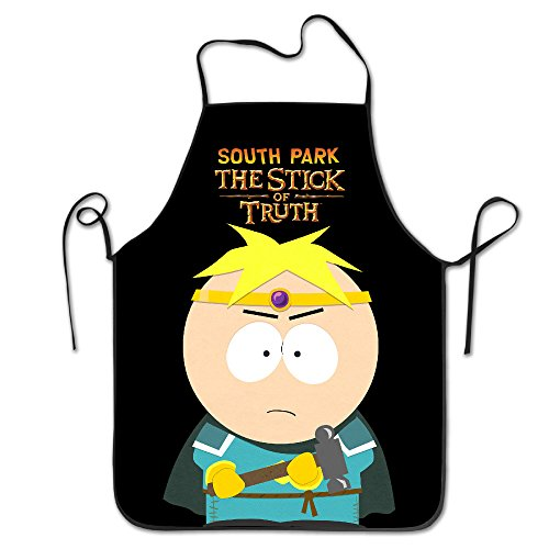 South Park The Stick Of Truth Kitchen Apron Bib (South Park The Stick Of Truth Chef)